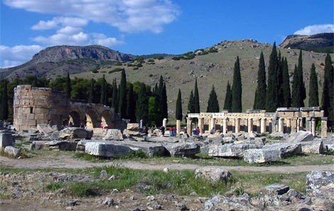 Ancient City Hierapolis
