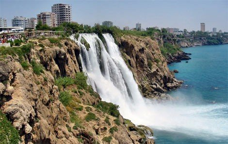 Antalya Waterfall