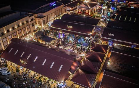 Asiatique Night Market Complex