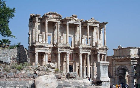 Ancient City of Ephesus & Pamukkale