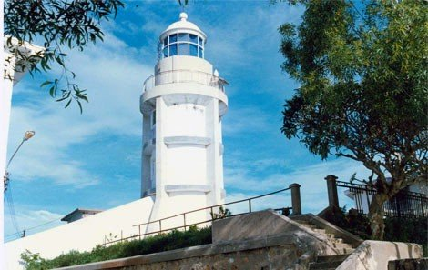 French built Light House
