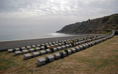 Gallipoli Beach Cemetery