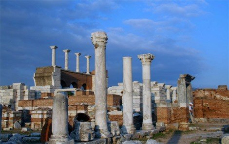 Ephesus & Temple of Artemis