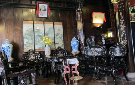 Tan Ky House Interior