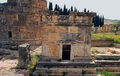 The Tomb of Flavius Zeuxis