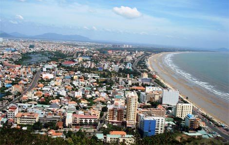 Vung Tau Beach Relaxation