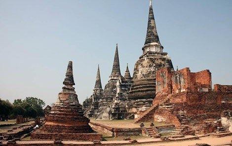 Authentic Ayutthaya